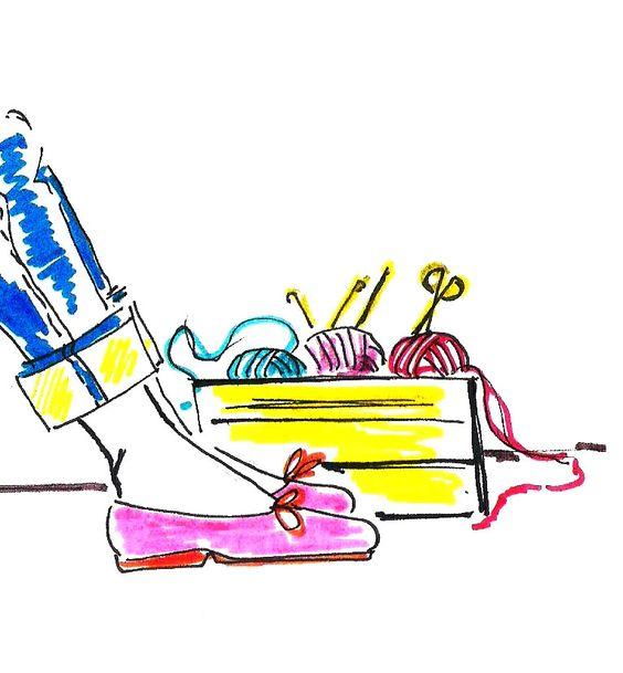 18 Bellas imágenes de crochet para tu Blog