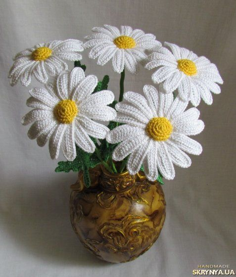 60 Centros De Flores De Crochet Maravillosos Otakulandiaes