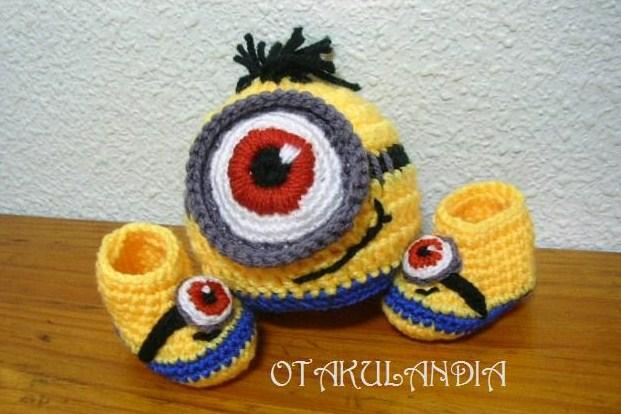 2cdd5cbb0 Archivo de la etiqueta  gorro minions crochet