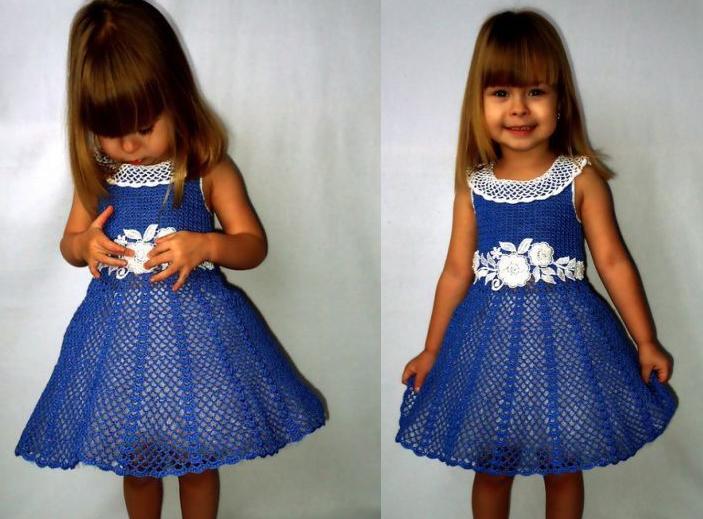 24 Vestidos para hacerle a tu Princesita