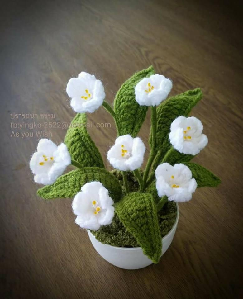 Centro De Flores Blancas Tutorial Otakulandiaes