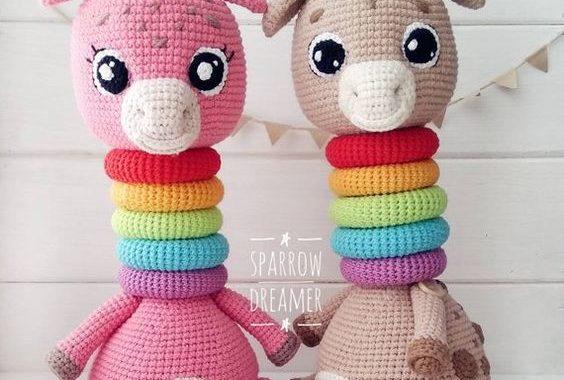 Patrón unicornio amigurumi patrón unicornio crochet patrón   Etsy   380x564