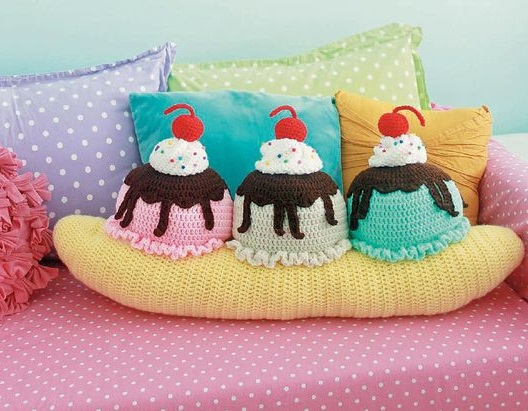 Patrón de Crochet Almohada Unicornio Cojín Crochet 36   Etsy   411x528