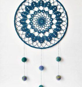 15 Mandalas para hacer Atrapasueños 🕸