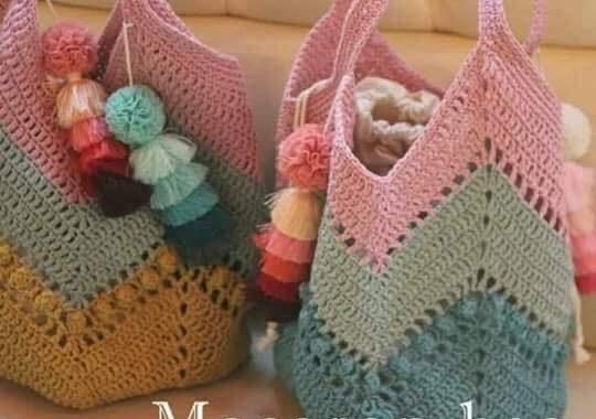8 Bolsos De Crochet Que Querrás Tener Otakulandiaes