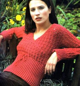 12 Jerseys Señora Crochet