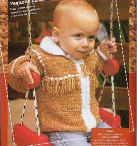 12 Chaquetitas para tu Bebé Dulces como el caramelo / 2 🎀