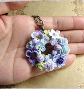 21 Collares de Moda en Crochet