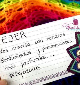 22 Nuevas Imágenes para Blogueras Tejedoras 😄