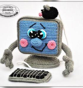Juguetes en Crochet para Crecer