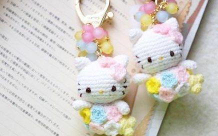 50 Ideas: Llaveros Kawaii crochet | Otakulandia.es | 272x436