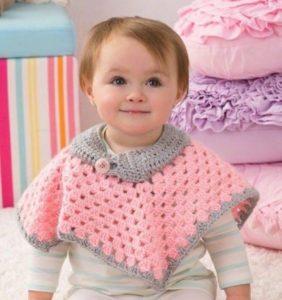 18 Ponchos de Bebé ¡para comérselos!