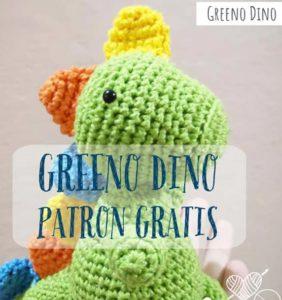 Dinosaurio Greeno de Doña Cata