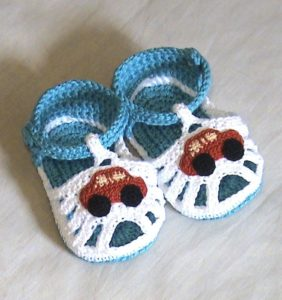 Sandalias para Bebé (nene) super cuquis