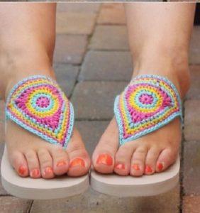 Tunea tus Flips-Flops (chanclas) y cambia de look