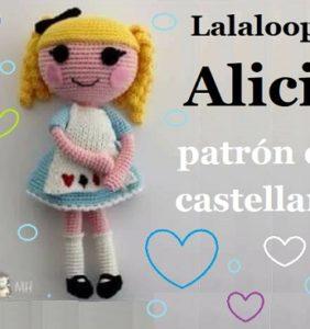 Alicia Lalaloopsy – patrón en castellano