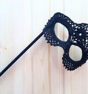 Máscaras Carnaval con gráficos