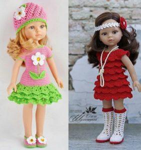 15 modelitos adorables para tus muñequitas