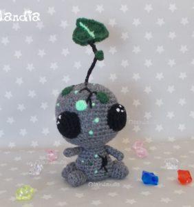 60 Bulbos y plantitas adorables en crochet /2