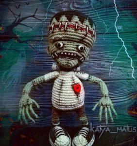 86 Amigurumis muy especiales para Halloween