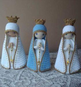 Virgencitas, las más bonitas que os podáis imaginar