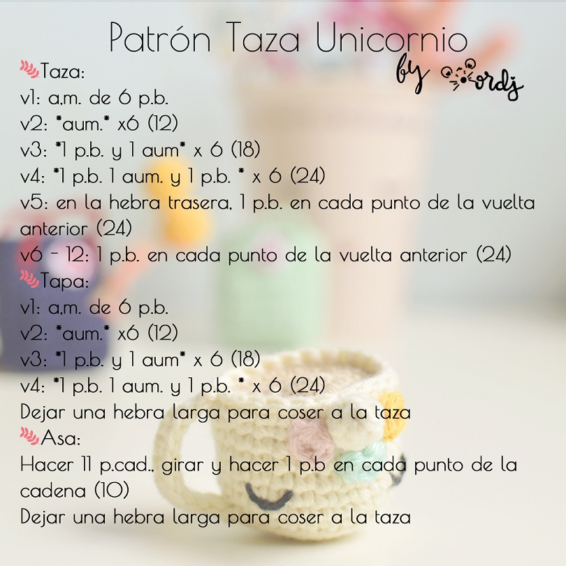 Amigurumi Patrón Premium: Muñeca Unicornio - Candy y Mint ... | 810x810