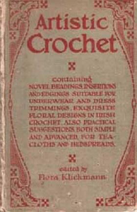 Crochet artístico