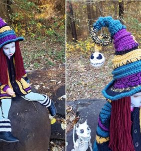 Sally Witch, un disfraz de Halloween para no olvidar