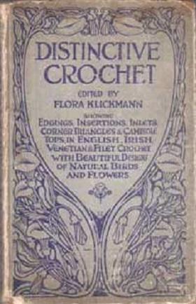 Distintivo crochet
