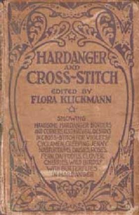 Hardanger y punto de cruz