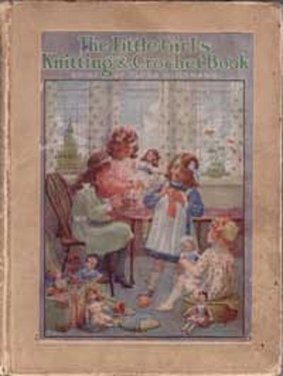 El libro de tejido para las niñas