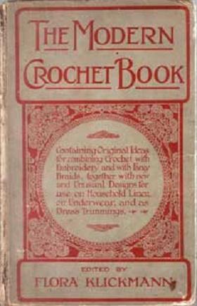 El libro moderno del crochet