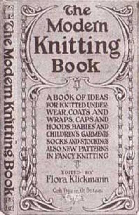 El libro moderno del tejido