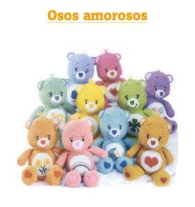 PROYECTO NAVIDAD: Osos amorosos – patrón en castellano