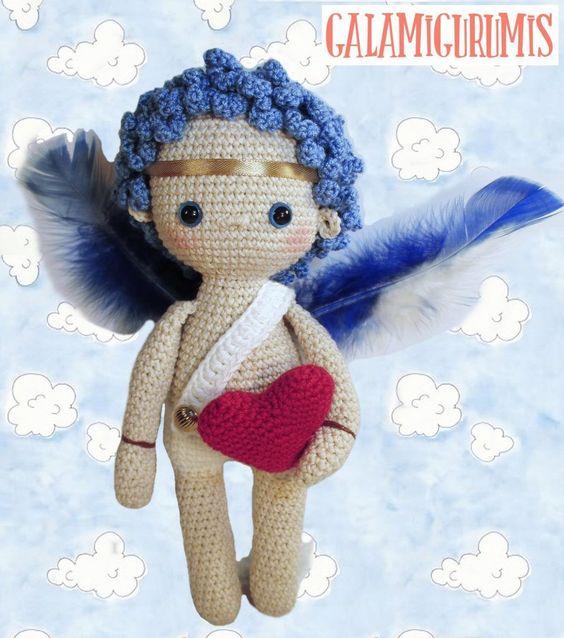 40 ideas para tu san valentín en crochet