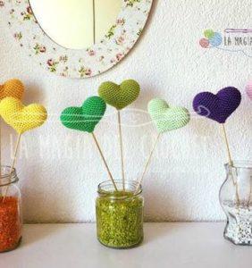 Lluvia de corazones para San Valentín