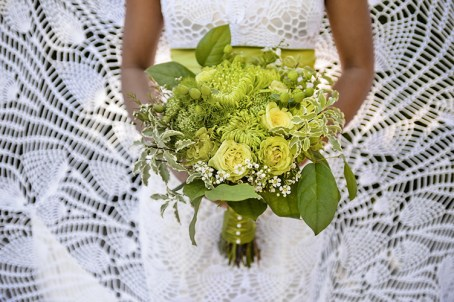 Los vestidos de novia más sexys del mundo en crochet