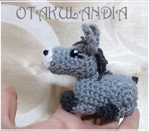 Mula crochet