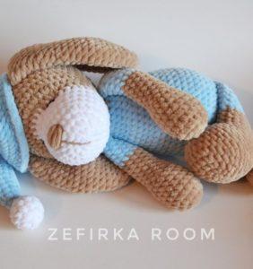 Cachorrito dormilón de Zefirka Room