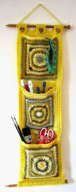 pongo todo de crochet
