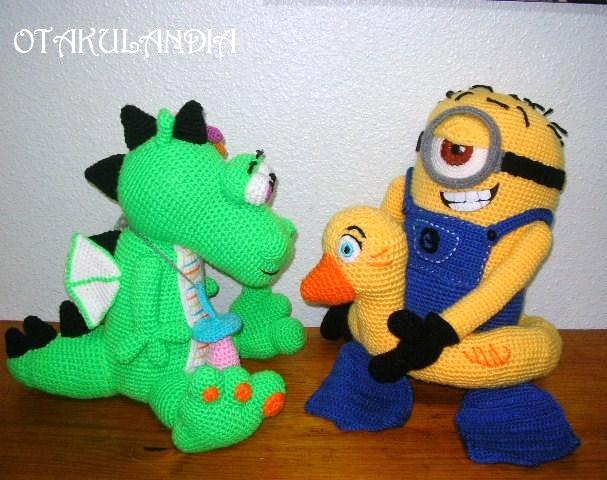 La vida secreta de los Dragones de Otakulandia