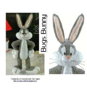 Bugs Bunny – patrón completo en castellano