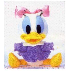 Daisy bebé – patrón en castellano