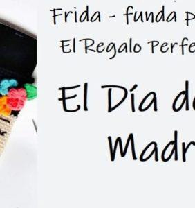 Para hacer el regalo perfecto: Funda de Frida