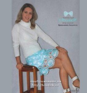 47 Faldas divinas con patrones y gráficos para todas las edades y tendencias de moda