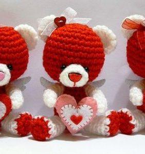 15 Ositos de Amor para San Valentín ¡un regalito inolvidable!