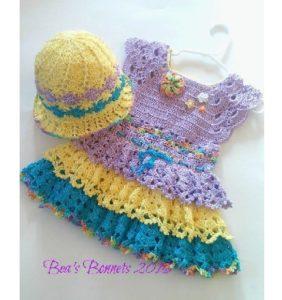 Vestidos y conjuntos para las chiquitinas de la casa para inspiraros