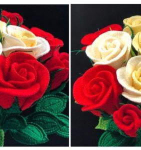Para el día de la Madre hazle las Rosas más bonitas del mundo