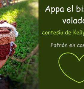 Appa el bisonte volador cortesía de Keily Montesino