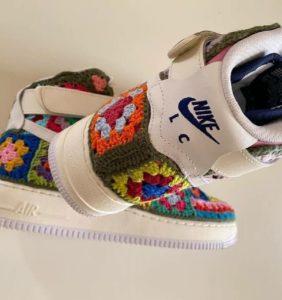Zapatillas Nike de Grannys Square ???